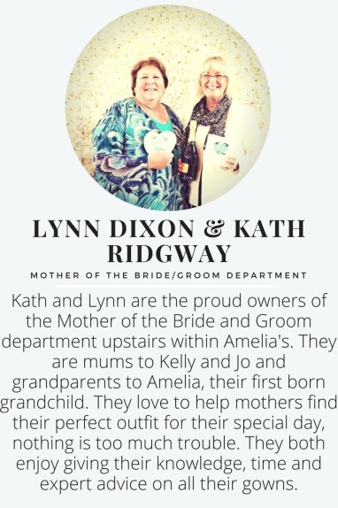 Lynn and Kath