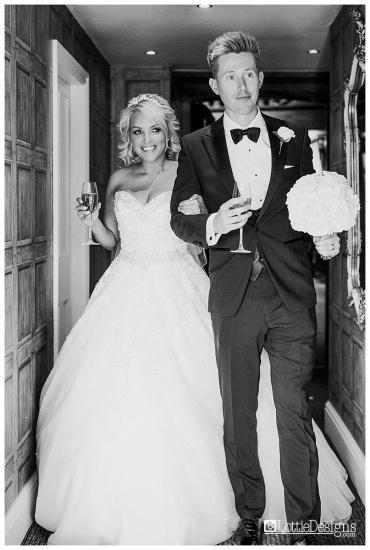 Mitton Hall Wedding Photography