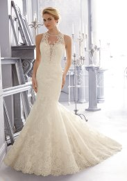 MORI LEE 2683 / SIZE 12 / WAS £1650 / NOW £350