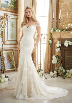 MORI LEE 2894 / SIZE 12 / WAS £1950 / NOW £650