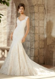 MORI LEE 5363 / SIZE 12 / WAS £1197 / NOW £200