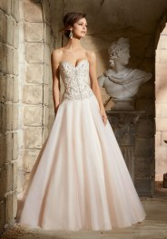 MORI LEE 5373 / SIZE 12 / WAS £1125 / NOW £320