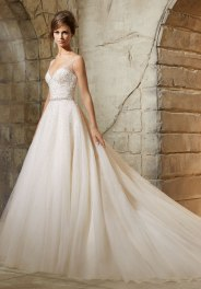 MORI LEE 5376 / SIZE 8 / WAS £1050 / NOW £480