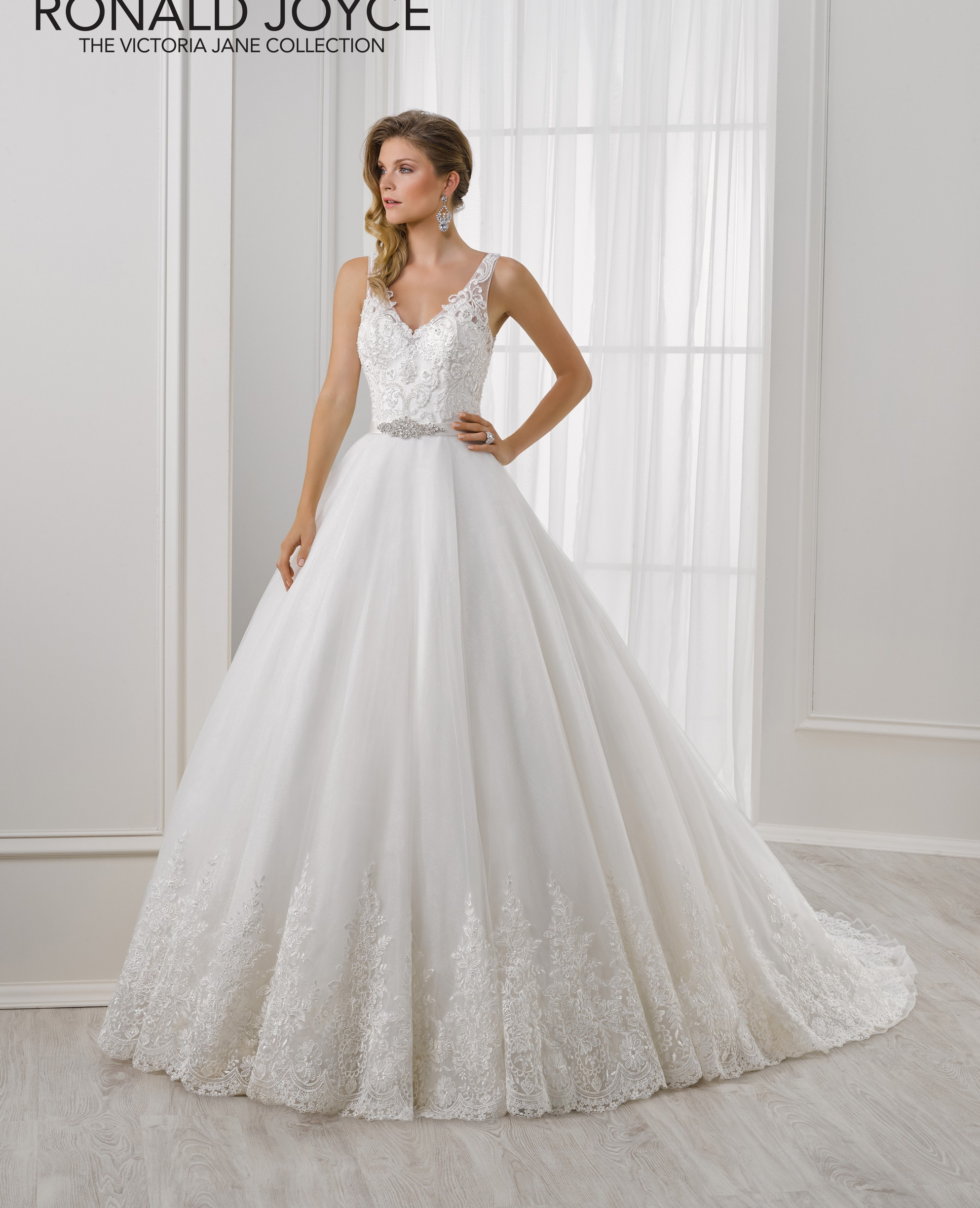 Ronald Joyce Bridal Gowns