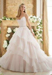 MORI LEE 2873 - SIZE 12 - WAS £1497 - NOW £600