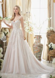 MORI LEE 2881 - SIZE 18 - WAS £1650 - NOW £650