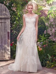REBECCA INGRAM ALEXIS - SIZE 14 - WAS £1120 - NOW £499