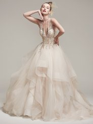 SOTTERO & MIDGLEY AMELIE - SIZE 12 - WAS £1880 - NOW £575