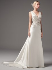 SOTTERO & MIDGLEY CLAYTON - SIZE 12 - WAS £1485 - NOW £600