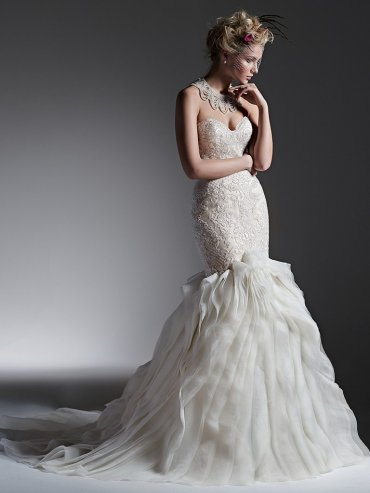 SOTTERO & MIDGLEY FAITH - SIZE 14 - WAS £1926 - NOW £550
