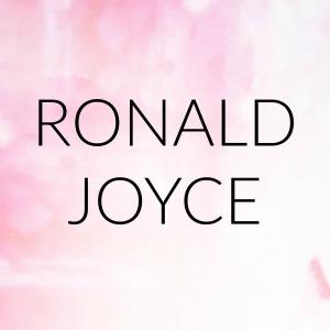 RONALD JOYCE SALE