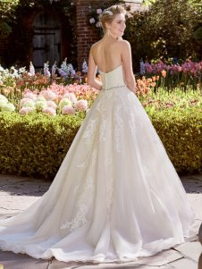 Rebecca-Ingram-Wedding-Dress-Bernice-Amelias-Bridal-Clitheroe-Back