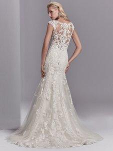 Sottero-and-Midgley-Wedding-Dress-Channing-Rose-Amelias-Bridal-Clitheroe-Back