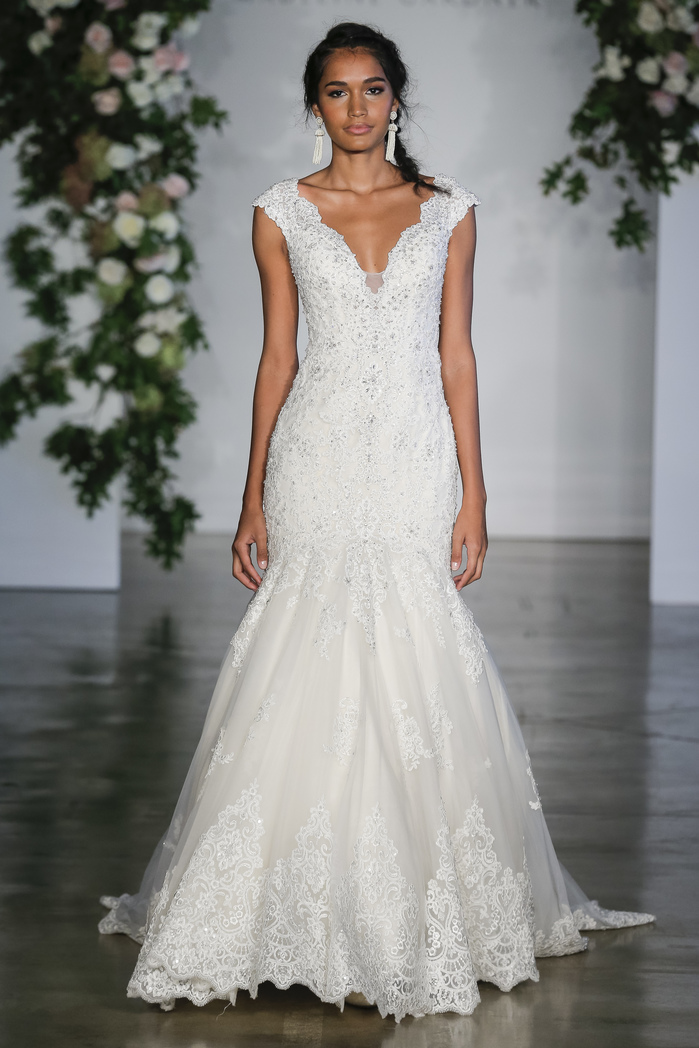 New York BRIDAL FASHION WEEK OCT2017