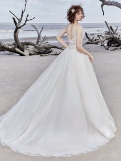 Sottero-and-Midgley-Saylor-Rose-Amelias-Bridal-Clitheroe-Lancashire-Back