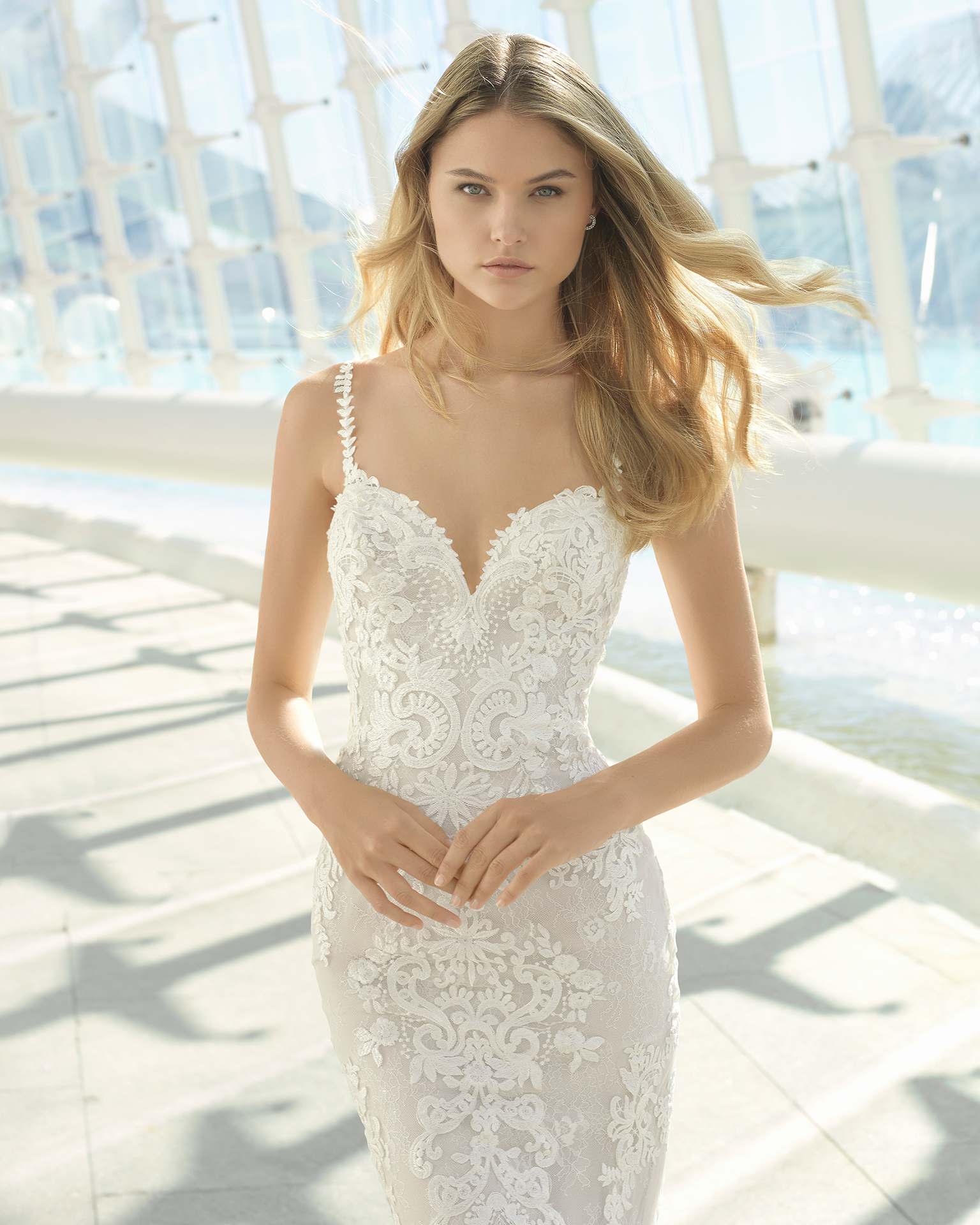 The Bridal Collection Real Bride: Rosa Clara Trunk Show